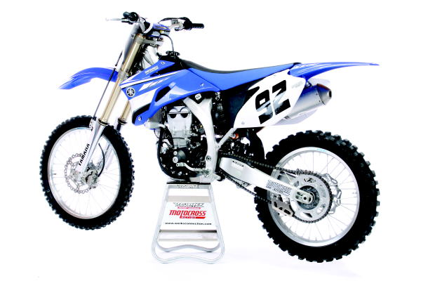 2008 TEST RIDE YAMAHA YZ450F|Motocross Action Magazine