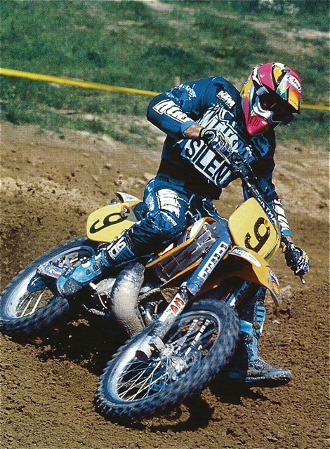The History Of Ktm In Photos Motocross Action Magazine