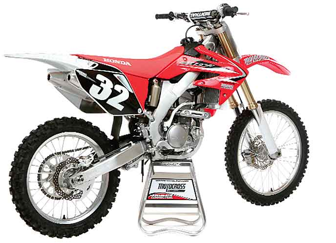 2009 Honda CRF250; Suspension Settings, Jetting Specs, Likes ...