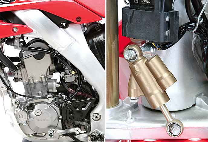 2009 honda crf250 suspension settings jetting specs likes dislikes plus much more. Black Bedroom Furniture Sets. Home Design Ideas