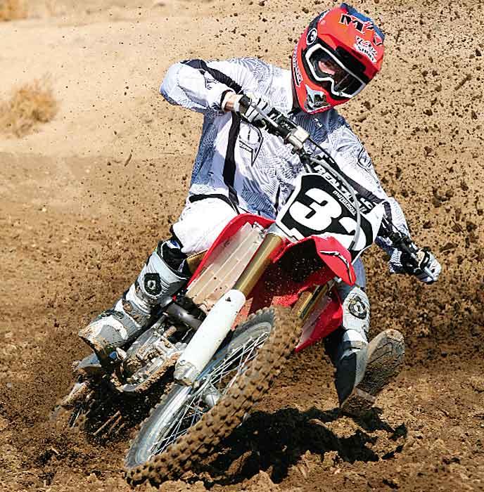 2009 Honda CRF250