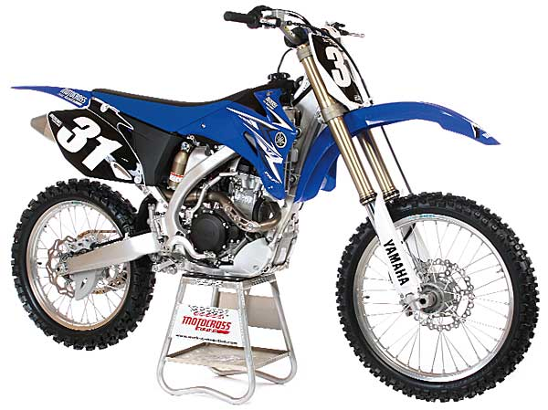 2009 MXA 250 SHOOTOUT: A First-Time Win For Sales Leader