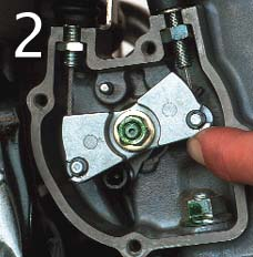 Ask The Mxperts How Do You Adjust Honda S Electric Power