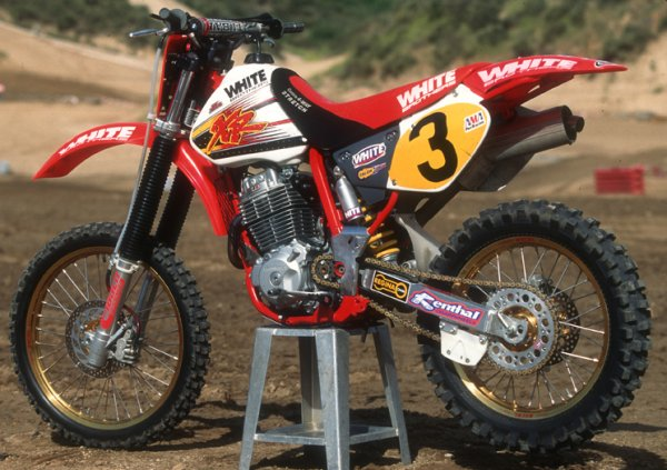 2008 Four Stroke Worlds Preview & The Wild Bikes That Made ...