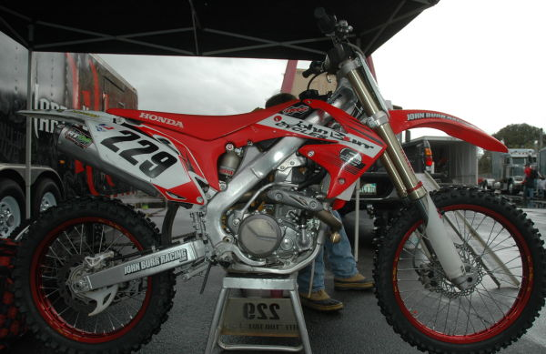 Bikes Of The 450 Privateers 12 Bikes Trying To Make The