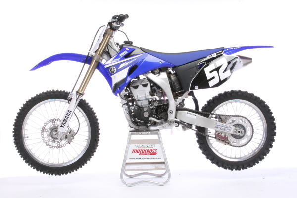 2008 TEST RIDE YAMAHA YZ250F|Motocross Action Magazine