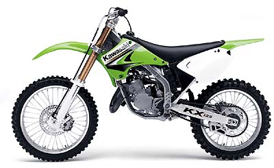 2003 Kawasaki Kx S Motocross Action Magazine