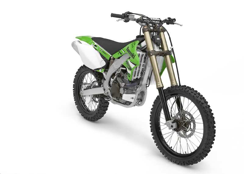 First Look: 2008 Kawasaki KX450F|Motocross Action Magazine