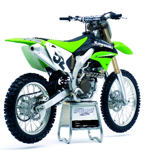 MXA'S 2006 KAWASAKI KX450F TEST|Motocross Action Magazine