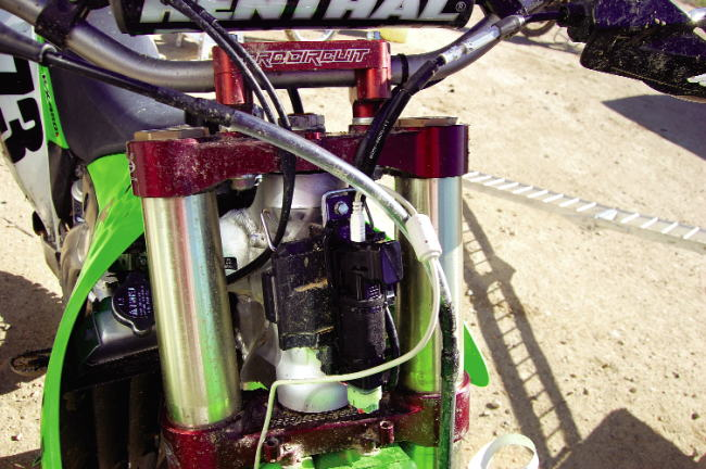 HOW TO REPROGRAM YOUR KX450F FUEL INJECTION SYSTEM IN 17