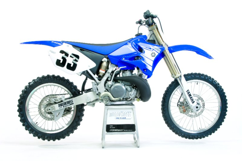 Mxa Bike Test 2007 Yz250 Motocross Action Magazine