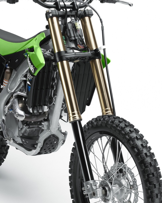 MXA'S 2014 KAWASAKI KX250F MOTOCROSS TEST: SOMETIMES YOU
