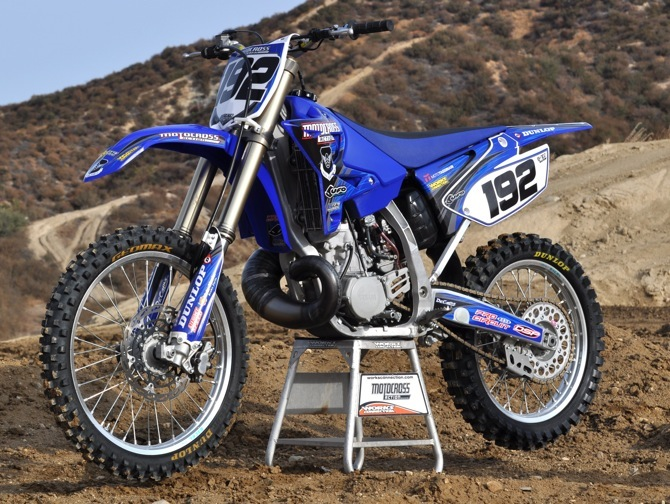 Used It Abused It Tested It Ufo Plastic Yz125 Yz250