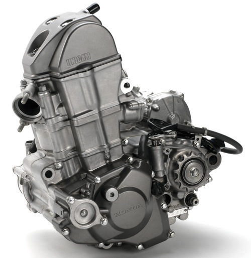Mxa's 2013 Honda Crf450 Motocross Test You Thought Knew All. A Close Look At The 2013 Crf450 Reveals More KTM And Husqvarna Flavor Than Old School Cr Design Thought. Honda. Honda Crf 450 Engine Diagram At Scoala.co
