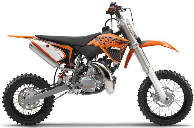 2013 ktm motocross bikes 50sx 65sx 85sx 125 150sx 250sx 350sxf 450sxf motocross action. Black Bedroom Furniture Sets. Home Design Ideas