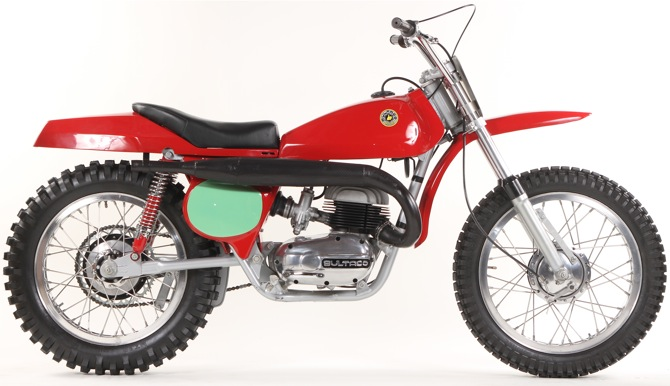 Bultaco Pursang 250cc 195 Lbs Fueled 36 Hp I Had A 1968 Model