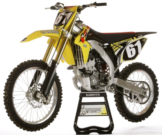 MXA'S 2013 SUZUKI RM-Z250 MOTOCROSS TEST: A GOOD SOLID 2013 RACE  BIKE?LOOKING OR THE RIGHT KIND OF RIDER | Motocross Action MagazineMotocross Action Magazine