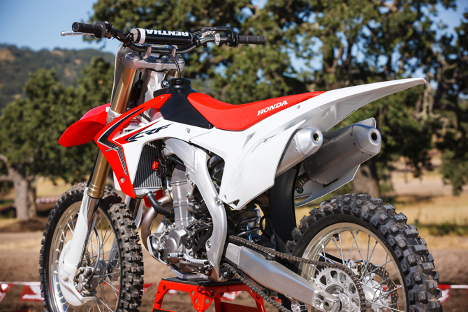 Honda Dual Sport Cost >> MOTOCROSS ACTION IMPRESSION: WHAT IT'S LIKE TO RIDE THE 2013 HONDA CRF450|Motocross Action Magazine