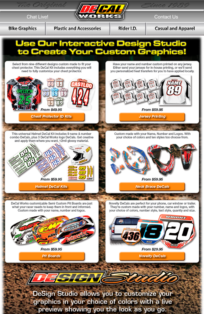 MOTOCROSS ACTIONS WEEKEND NEWS ROUNDUP FOURTH WINNER IN SIX - Decal works graphicsdecal works camo graphics youtube