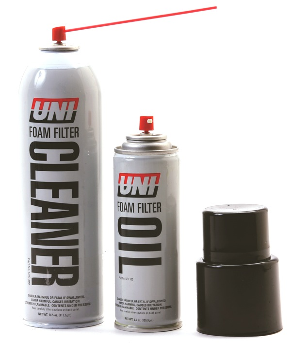 MXA TEAM TESTED: UNI AIR FILTER SERVICE KIT | Motocross