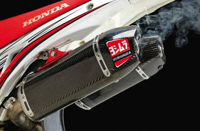 Searching For The Ultimate 2013 14 Honda Crf450 Exhaust Motocross