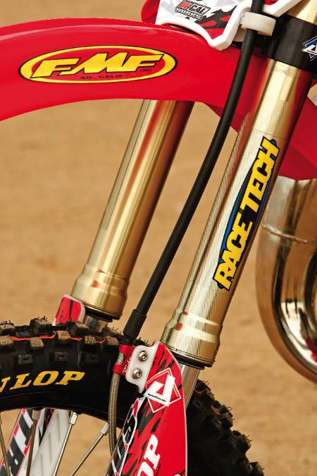 HOW TO BUILD AN INEXPENSIVE TWO-STROKE THAT JUNIOR CAN RACE
