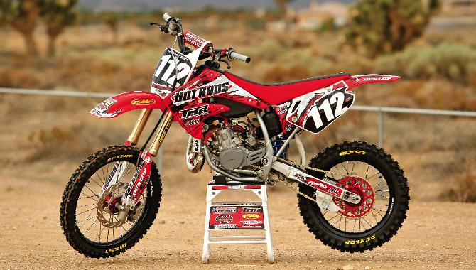 HOW TO BUILD AN INEXPENSIVE TWO-STROKE THAT JUNIOR CAN RACE IN THREE CLASSES|Motocross Action ...