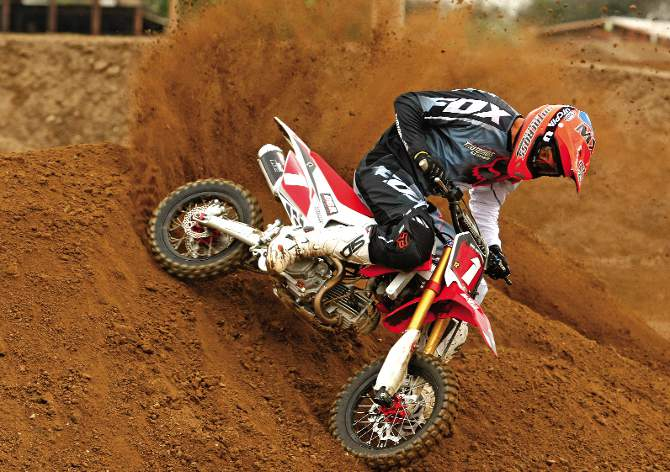 WE RIDE BBR'S $25,000 FACTORY WORKS RACER CRF190 | Motocross