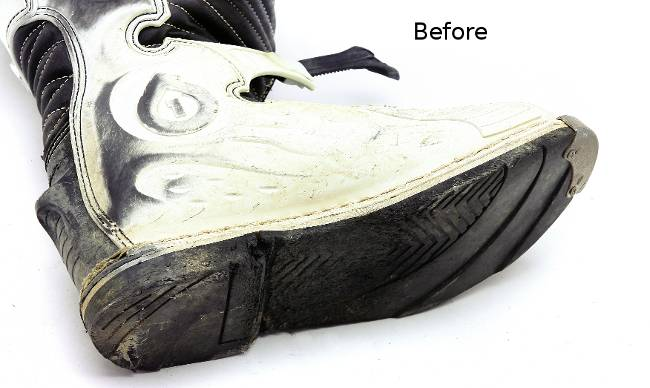 Mxa Team Tested Pro Boot Resole And Repair Motocross