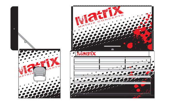 Matrix Concepts Introduces Their New Factory Tool Box