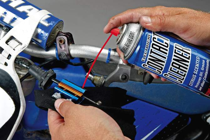 Mxa Wrench Tech Proper Clutch Cable Lubrication