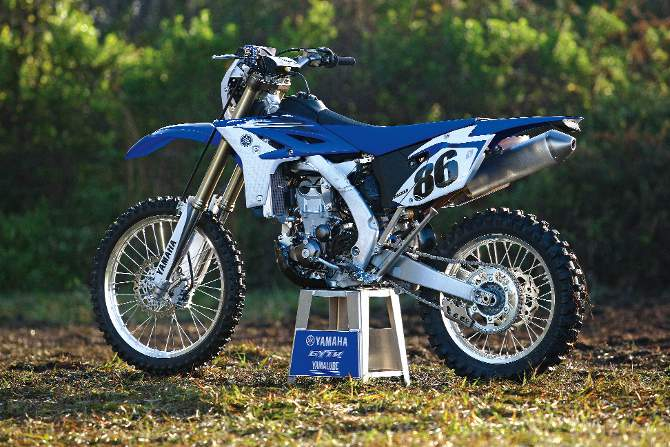 What Does Yzf Stand For Yamaha