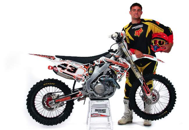 LIVING WITH & LOVING LIFE WITH THE 2010 HONDA CRF450 (OKAY, THERE ...