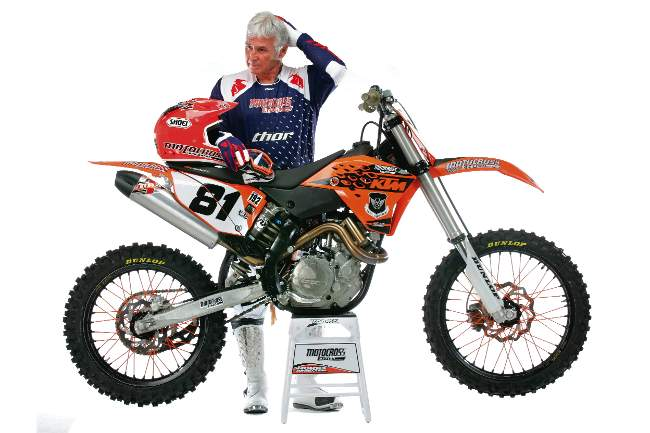 HOW TO MAKE THE MOST OF THE 2010 KTM 450SXF (IN TEN-OR-MORE EASY ...
