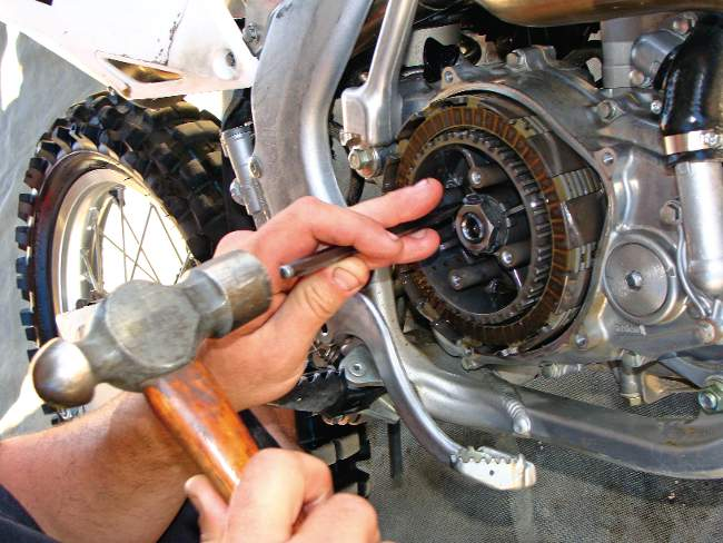 Mxa Wrench Tech How To Install A Hinson Ss Clutch In The