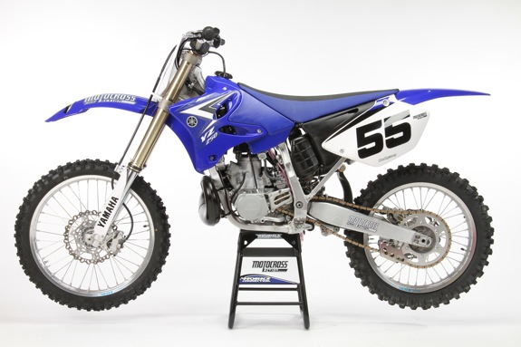 You asked for it motocross action 39 s two stroke versus for Yamaha 250 four stroke