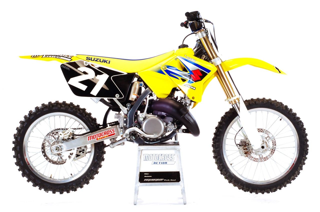 WE TEST THE 2006 SUZUKI RM125|Motocross Action Magazine