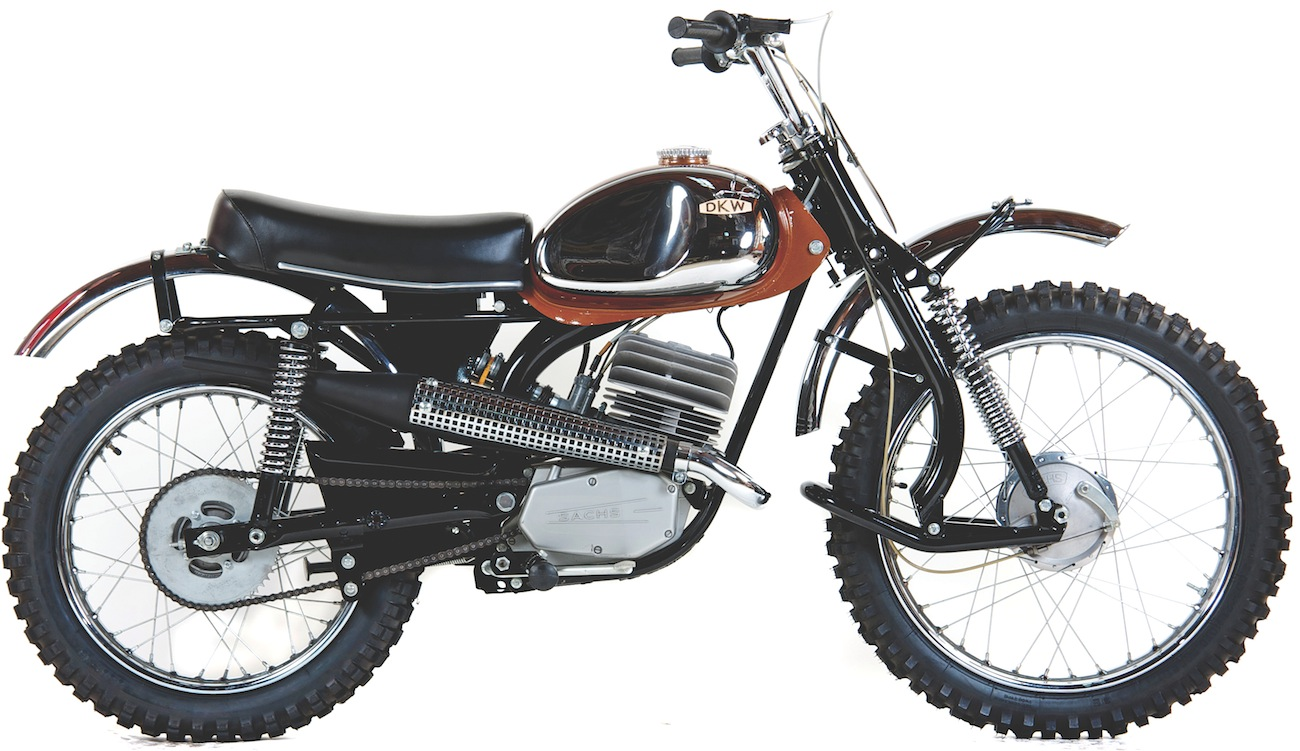 classic motocross iron 1971 leading link dkw 125. Black Bedroom Furniture Sets. Home Design Ideas