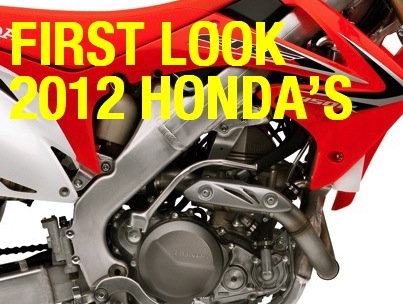 2012 NEW MOTOCROSS BIKE BUYERS GUIDE: THE 2012 HONDA CRF50
