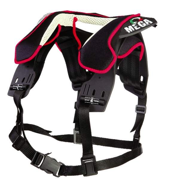 MXA PRODUCT TEST: OMEGA NECK BRACE: A Neck Brace For