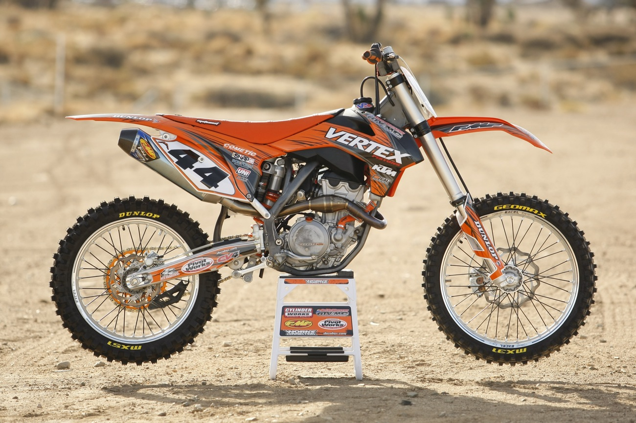 Ktm  Sxf Big Bore Kit