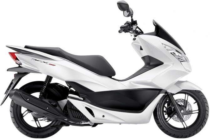 2015 HONDA PCX150 THE SENSIBLE SCOOTER