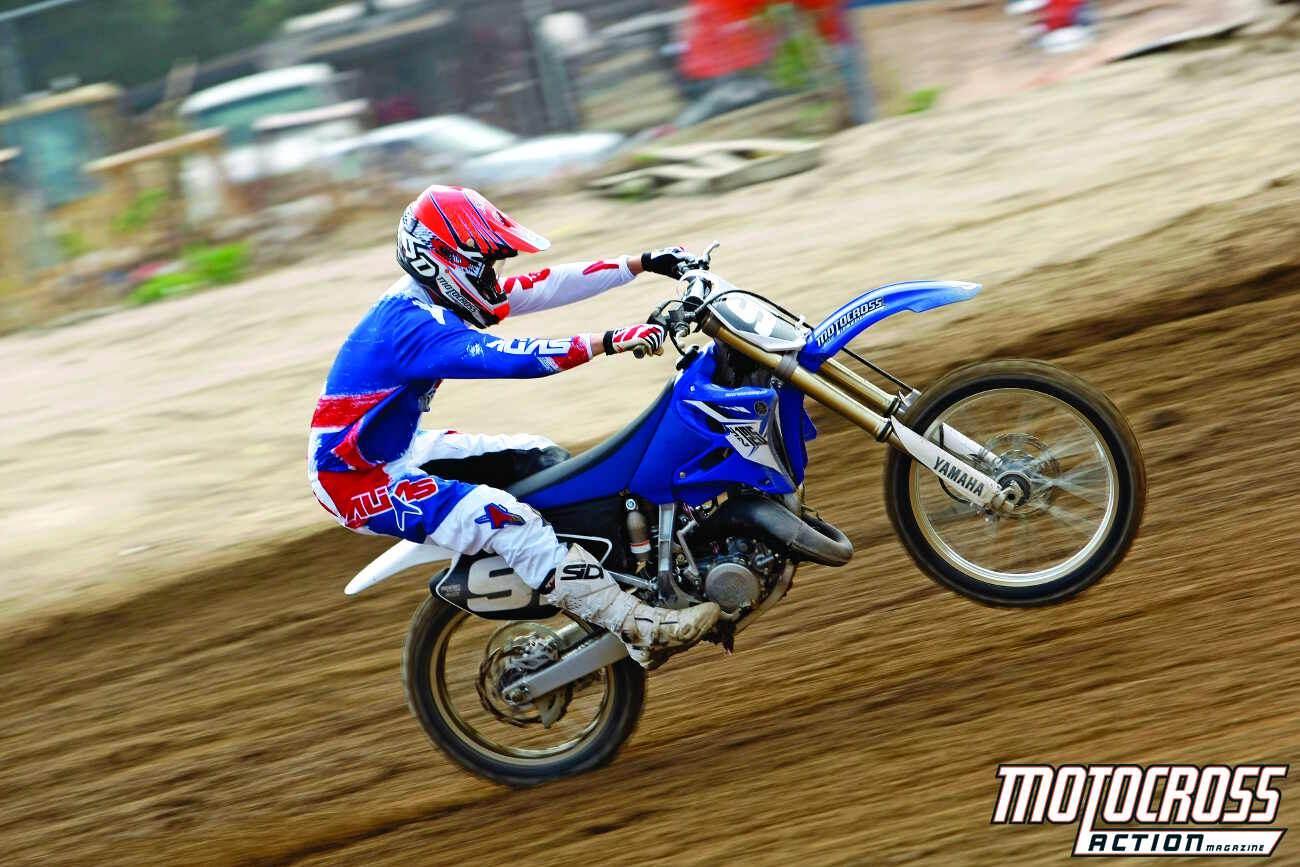 MXA TEST: 2014 YAMAHA YZ125 TWO-STROKE | Motocross Action