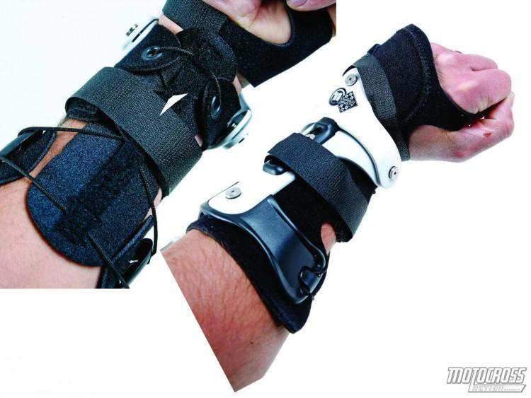 motocross wrist brace