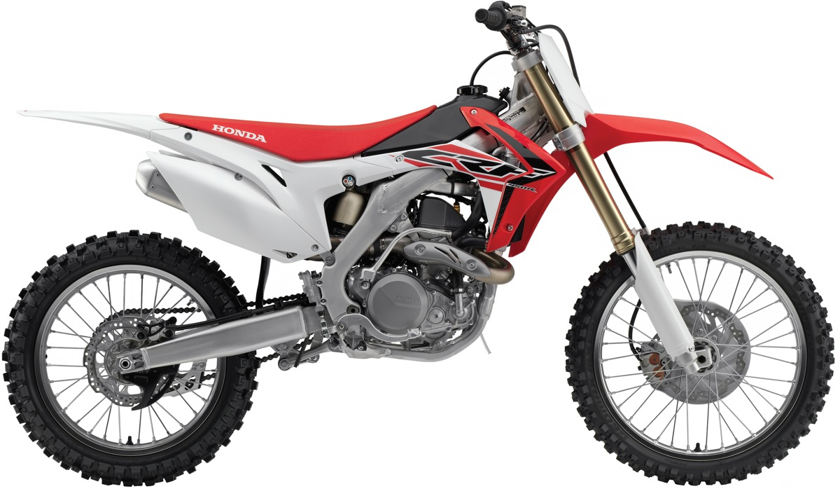 FIRST LOOK! 2015 HONDA CRF450|Motocross Action Magazine