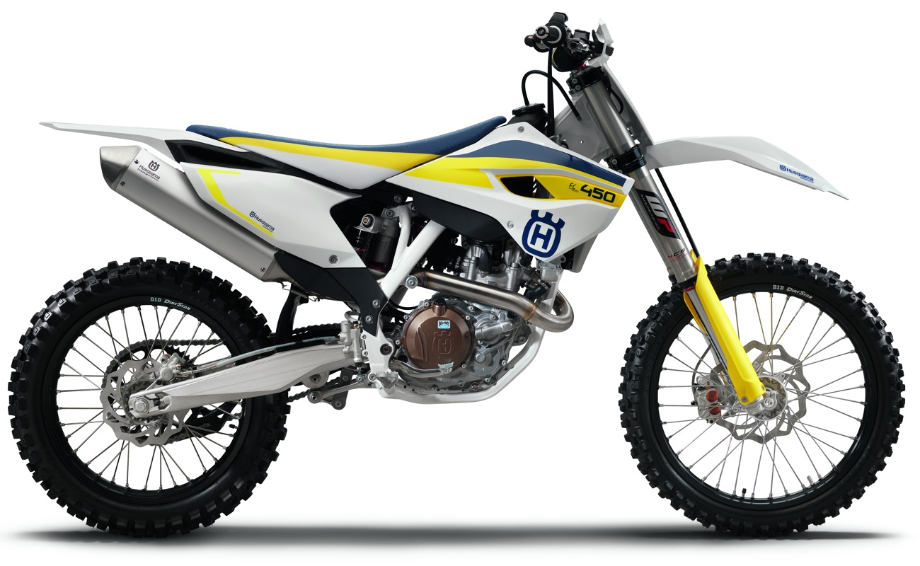 first look 15 all new changes to the 2015 husqvarnas motocross action magazine. Black Bedroom Furniture Sets. Home Design Ideas