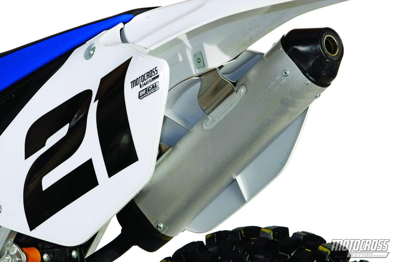 2014 TEST RIDE: YAMAHA YZ250 TWO-STROKE TEST | Motocross Action Magazine