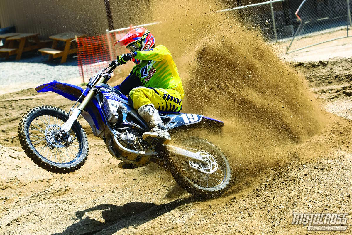 Blast: Yamaha has a winner in the 2015 YZ250F. It's fun and it's fast