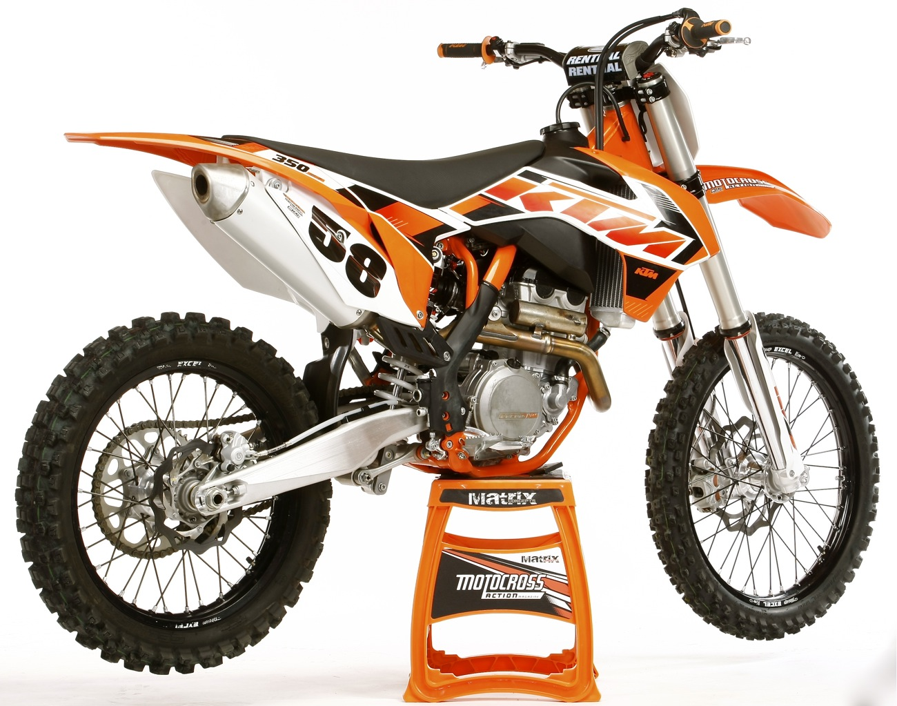 Mxas 2015 Ktm 350sxf Motocross Test Non Organic Winner Xcf 350 Wiring Diagrams 350kright