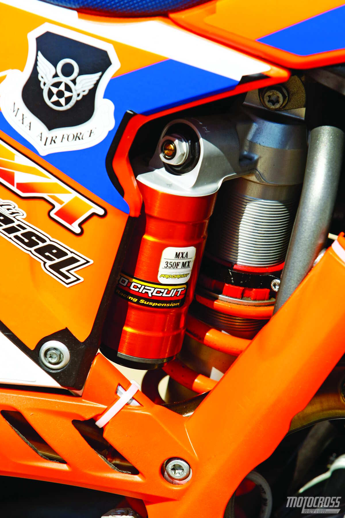 UP CLOSE & PERSONAL WITH JODY'S KTM 350SXF | Motocross
